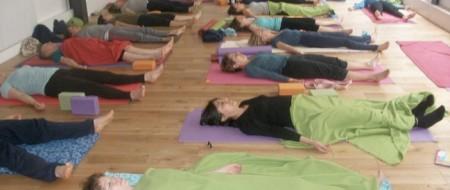 stage yoga et ostéopathie