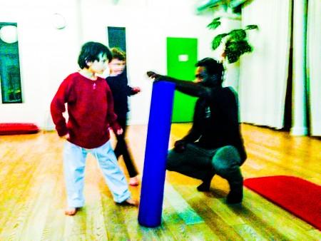 Arts martiaux enfants & ados (6 ans et +) chaps la salle à paris 75011