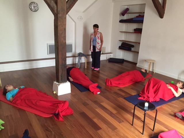 Atelier Relaxation : pleine conscience, énergie, respiration