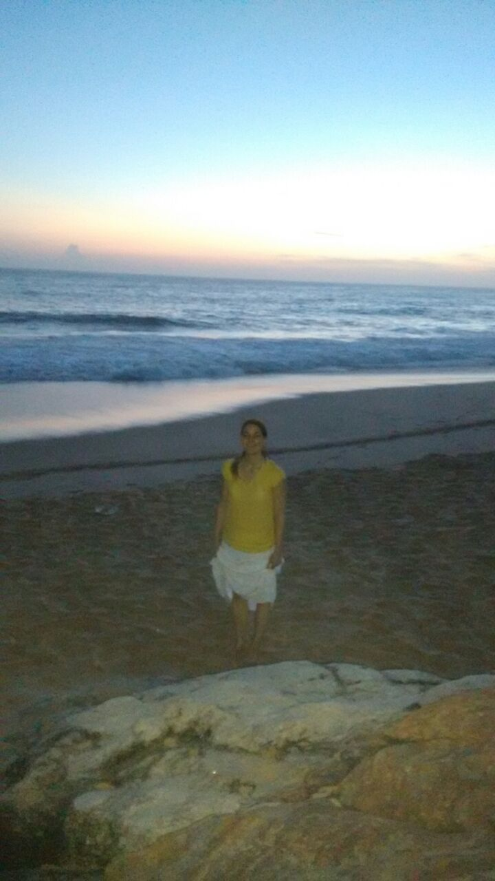 One with the sea Mother India
