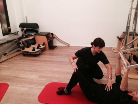 cours de pilates wall-units chaps la salle à paris
