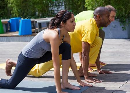 Atelier Yoga matthieu