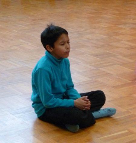 Programme de Méditation pour les enfants chaps la salle à paris