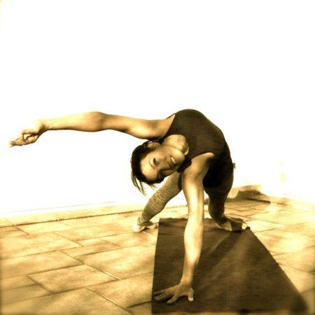 stéphanie S. professeur yoga chaps la salle à paris