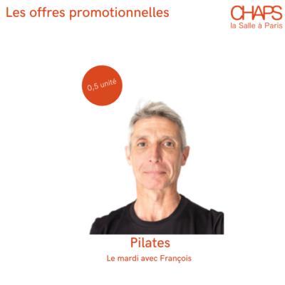 Promo : Pilates (0,5 unité)