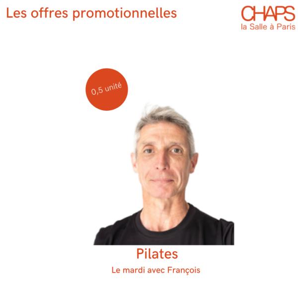 Pilates François Bonin Chaps