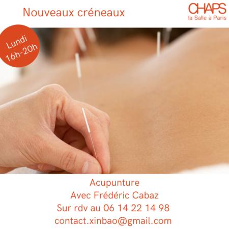 Acupuncture Paris 11