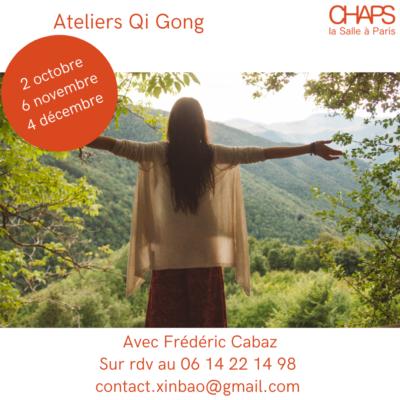 Ateliers Qi Gong