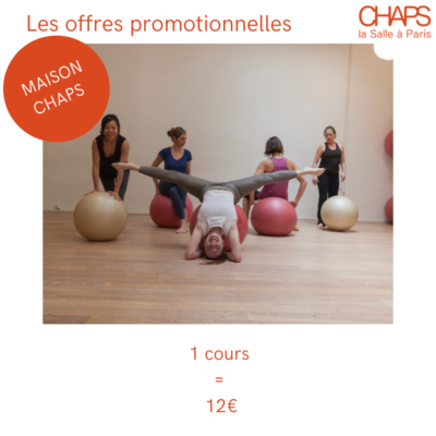 1 cours = 12€
